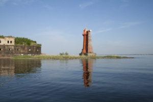 Нижний Николаевский маяк до ремонта