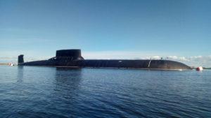 Атомная подводная лодка Акула