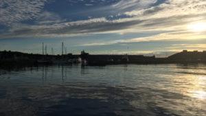 Форт Константин гавань